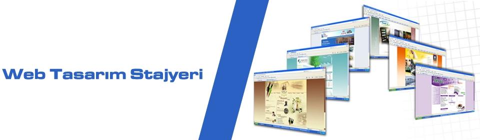 web-tasarim-stajyeri