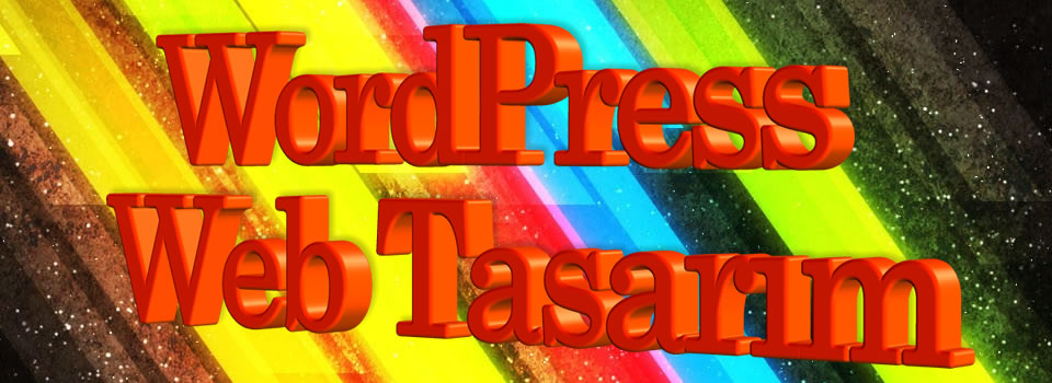 wordpress web tasarim