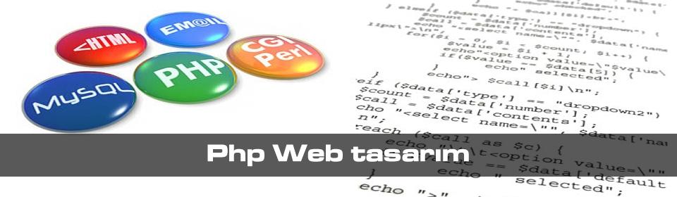 php-web-tasarim