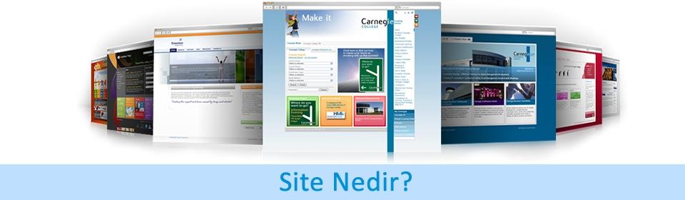 site-nedir