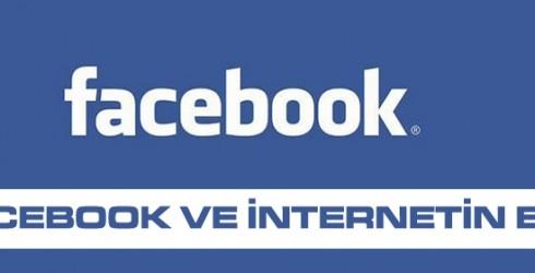 Facebook ve İnternetin Değişimi