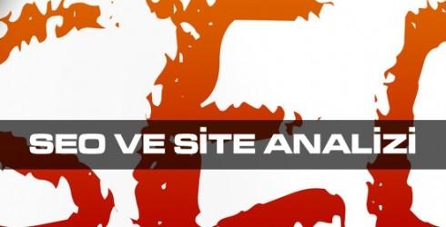 Seo ve Site Analazi