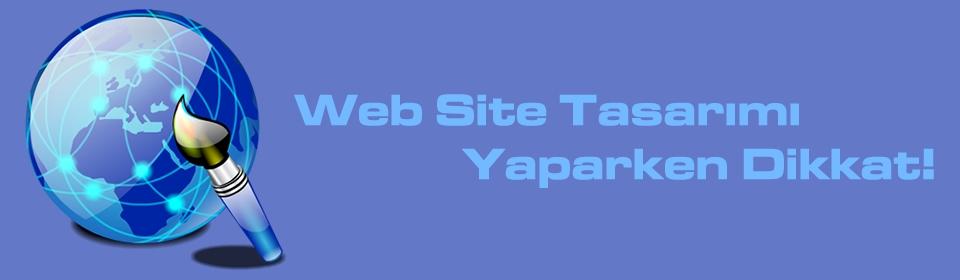 web-sitesi-tasarimi-yaparken-dikkat