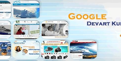 Google Devart Kullanımı