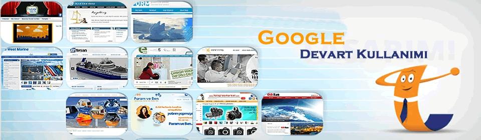 google-devart-kullanimi