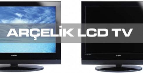 Arçelik LCD TV