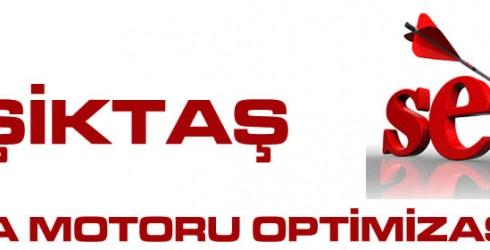 Beşiktaş Arama Motoru Optimizasyonu
