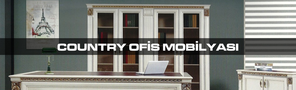 country-ofis-mobilyasi