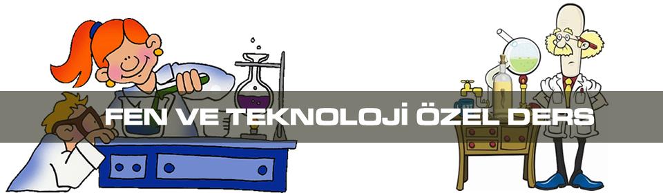 fen-ve-teknoloji-ozel-ders