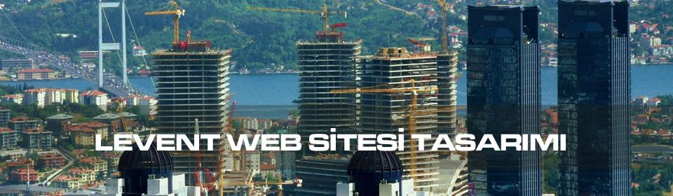 levent-web-sitesi-tasarimi