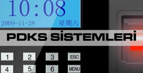 Pdks Sistemleri