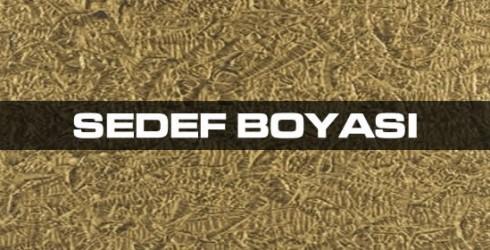 Sedef Boya