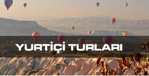Yurtiçi Turları