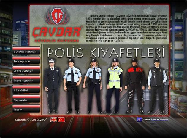 ozel guvenlik kiyafetleri web tasarim