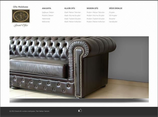 mobilya web tasarim