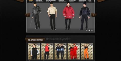 Güvenlik Kıyafetleri Seo Web Tasarım