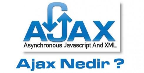 Ajax Nedir?