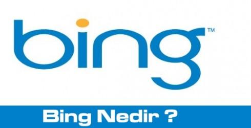 Bing Nedir?