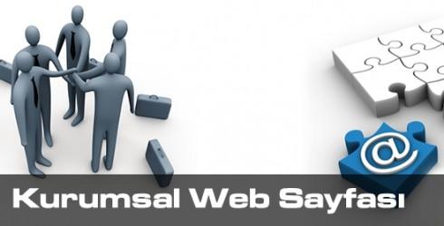 Kurumsal Web Sayfası Özellikleri