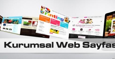 Kurumsal Web Sayfası Nedir?