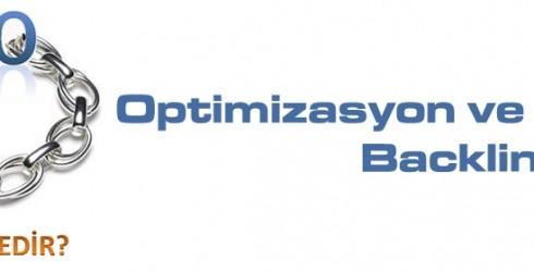 Optimizasyon ve Backlink İlişkisi