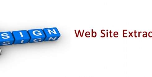 Web Site Extractor Nedir?
