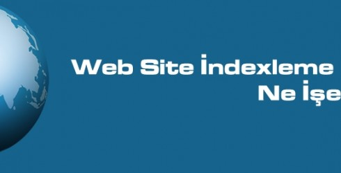 Web Site İndexleme Ne İşe Yarar?