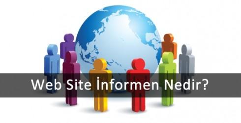 Web site İnformer Nedir?