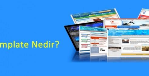 Web Site Template Nedir?
