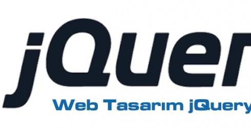 Web Tasarım jQuery Nedir?