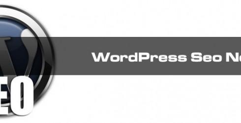 WordPress Seo Nedir?