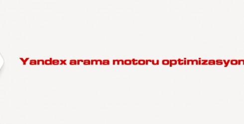 Yandex Arama Motoru Optimizasyonları Nelerdir