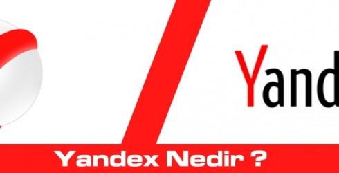 Yandex Nedir ?