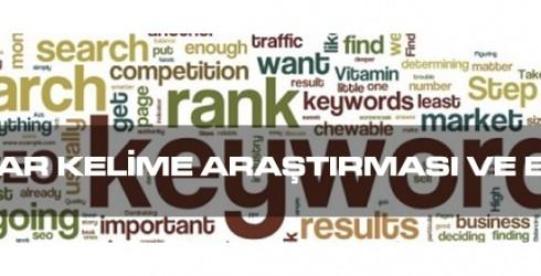 Anahtar Kelime Araştırması ve Başarı