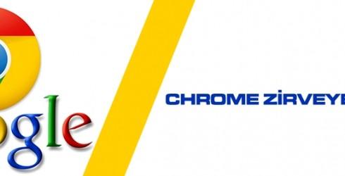 Chrome  Zirveye Oynuyor !