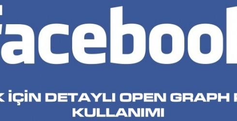 Facebook için detaylı open graph protocol kullanımı