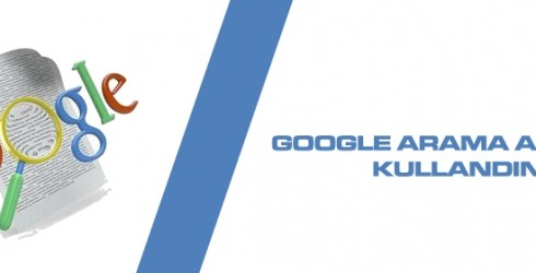 Google Arama Ayrıntılarını Kullandınız Mı?