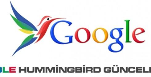 Google Hummingbird Güncellemesi
