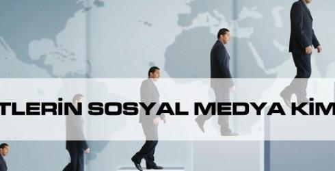 Şirketlerin Sosyal Medya Kimliği