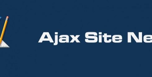 Ajax Site  Nedir