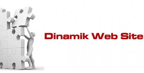 Dinamik Web Site Tasarımı