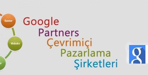 Google Partners Çevrimiçi Pazarlama Şirketleri