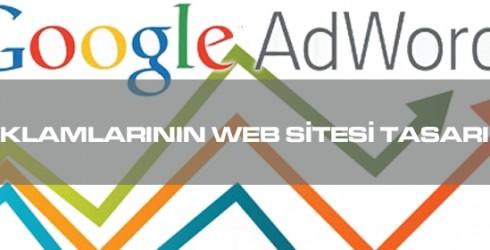 Google Reklamlarının Web Sitesi Tasarımına Etkisi