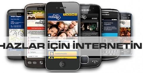 Mobil Cihazlar İçin İnternetin Değişimi