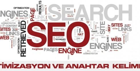 Site İçi Optimizasyon ve Anahtar Kelime İstismarı
