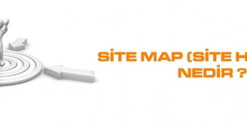 Sitemap ( Site Haritası ) Nedir?