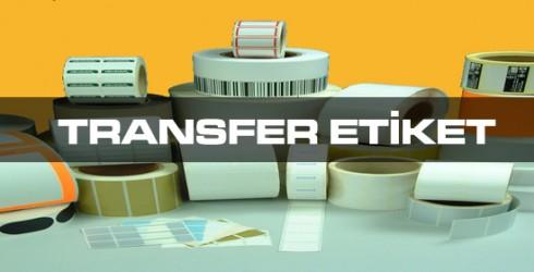 Transfer Etiket