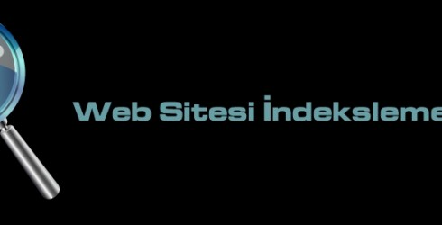 Web Site İndexleme Nasıl Yapılır?