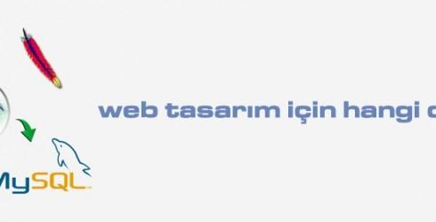 Web Site İçin Hangi Programlama Dili Önerilir?