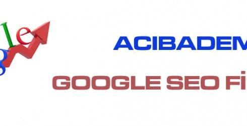 Acıbadem Google Seo Firması